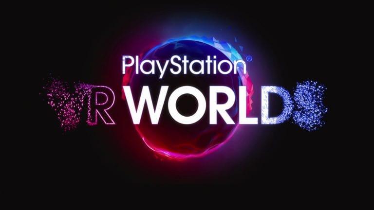 PS VR Worlds juego realidad virtual