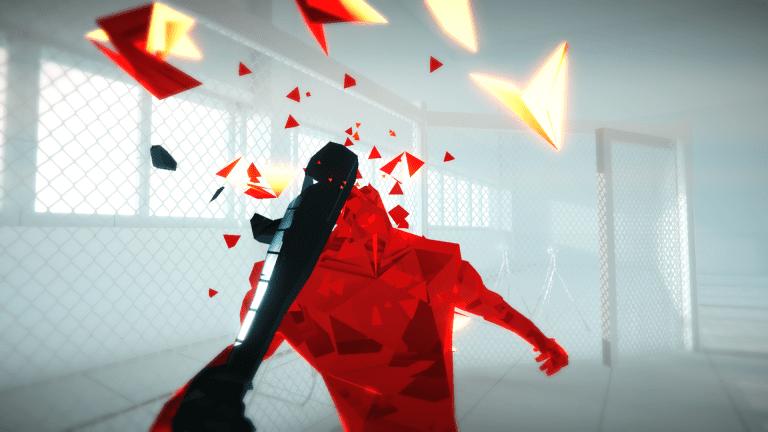 Superhot VR mejores juegos de ps4 vr